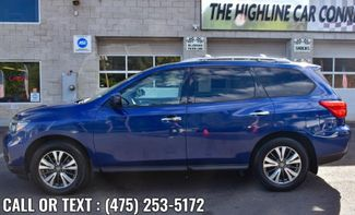 2017 Nissan Pathfinder SL Waterbury, Connecticut 2