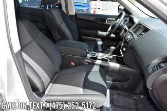 2017 Nissan Pathfinder S Waterbury, Connecticut 16
