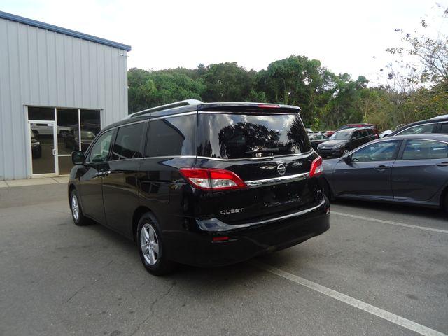 2017 Nissan Quest SV SEFFNER, Florida 11