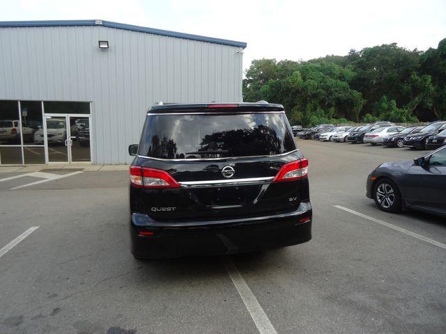 2017 Nissan Quest SV SEFFNER, Florida 12
