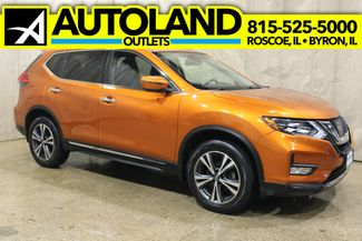 2017 Nissan Rogue awd SL in Roscoe, IL 61073