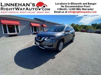 2017 Nissan Rogue SV in Bangor, ME 04401