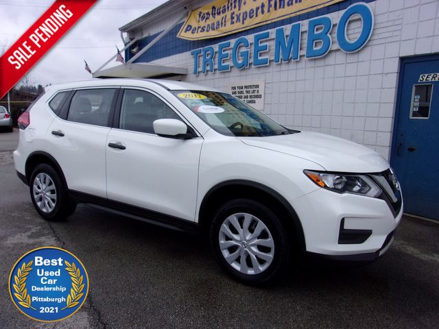 2017 Nissan Rogue AWD S in Bentleyville, Pennsylvania 15314