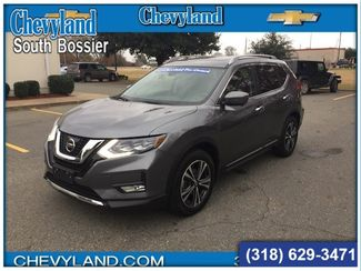 2017 Nissan Rogue SL in Bossier City LA, 71112