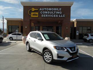2017 Nissan Rogue S in Bullhead City Arizona, 86442-6452