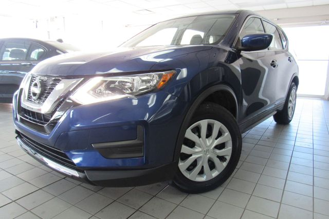 2017 Nissan Rogue S Chicago, Illinois 2