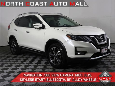 2017 Nissan Rogue SL in Cleveland, Ohio