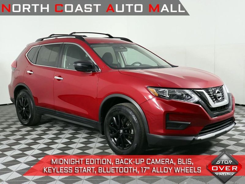 2017 Nissan Rogue SV  city Ohio  North Coast Auto Mall of Cleveland  in Cleveland, Ohio