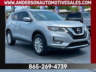 2017 Nissan Rogue SV in Clinton, TN 37716