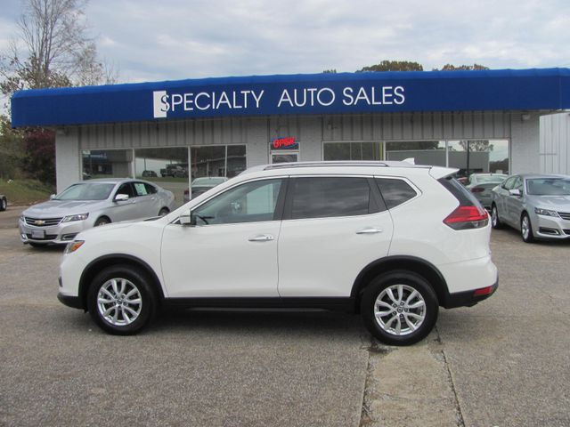 2017 Nissan Rogue SV Dickson, Tennessee