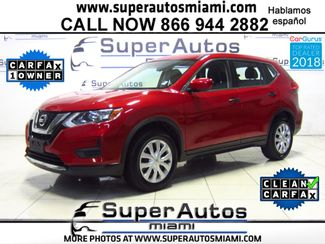 2017 Nissan Rogue S in Doral FL, 33166