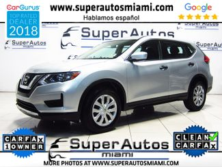 2017 Nissan Rogue S AWD in Doral, FL 33166