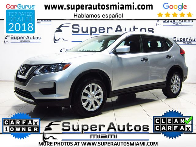 2017 Nissan Rogue S AWD in Doral FL, 33166