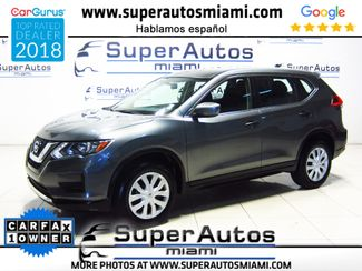 2017 Nissan Rogue S All-Wheel Drive in Doral, FL 33166