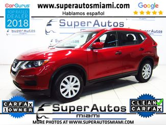 2017 Nissan Rogue S in Doral, FL 33166