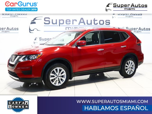 2017 Nissan Rogue SV Premium Package in Doral, FL 33166