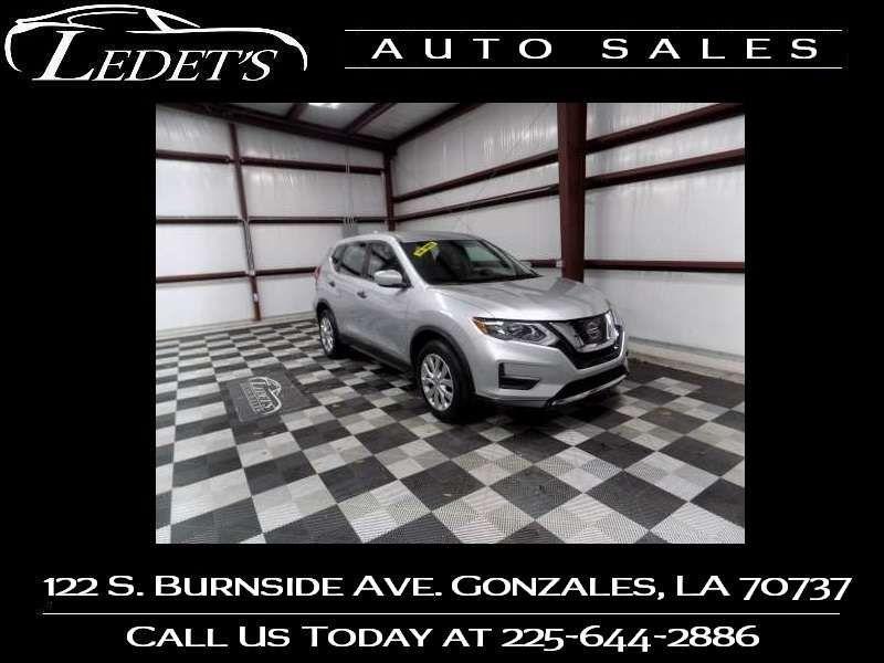 2017 Nissan Rogue S - Ledet's Auto Sales Gonzales_state_zip in Gonzales Louisiana
