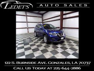 2017 Nissan Rogue SV - Ledet's Auto Sales Gonzales_state_zip in Gonzales