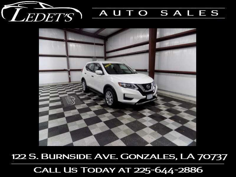2017 Nissan Rogue S - Ledet's Auto Sales Gonzales_state_zip in Gonzales Louisiana