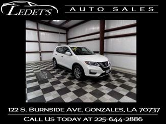 2017 Nissan Rogue S - Ledet's Auto Sales Gonzales_state_zip in Gonzales