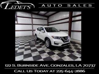 2017 Nissan Rogue S - Ledet's Auto Sales Gonzales_state_zip in Gonzales