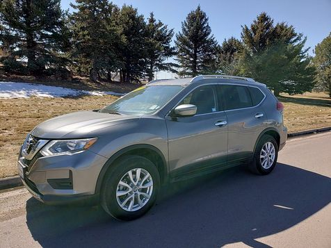 2017 Nissan Rogue SV in Great Falls, MT