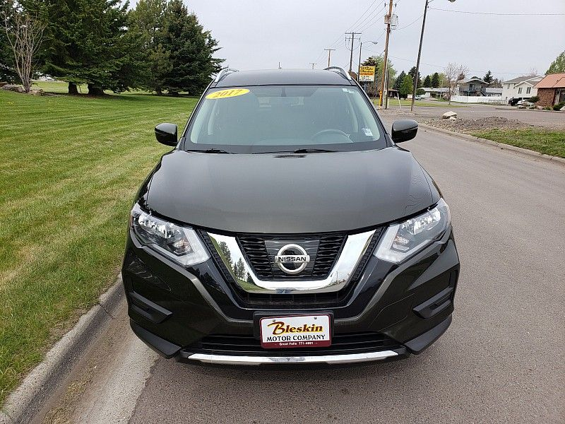 2017 Nissan Rogue SV  city MT  Bleskin Motor Company   in Great Falls, MT