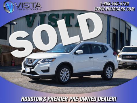2017 Nissan Rogue S in Houston, Texas