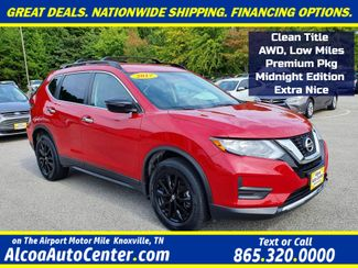 "2017 Nissan Rogue AWD SV Premium Midnight ED Smart Key 17"" in Louisville, TN 37777"