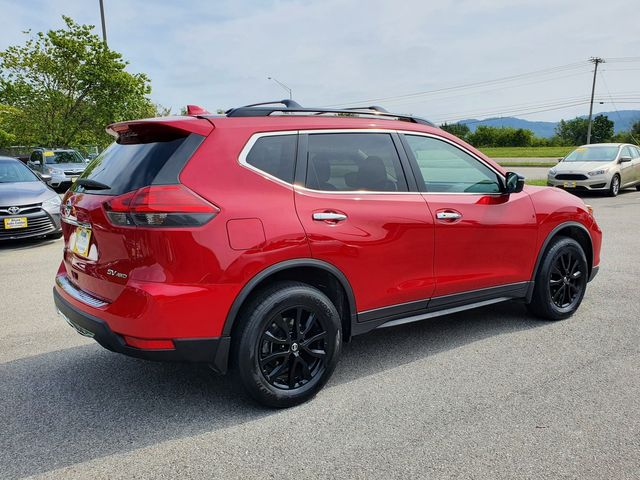 "2017 Nissan Rogue AWD SV Premium Midnight ED Smart Key 17"" in Louisville, TN 37777"
