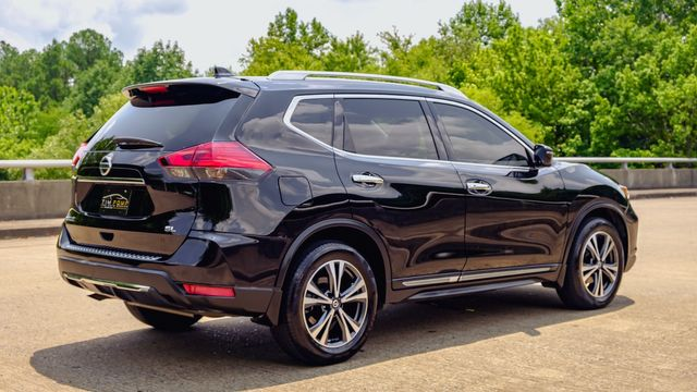 2017 Nissan Rogue SL SUNROOF LEATHER NAVIGATION in Memphis, TN 38115