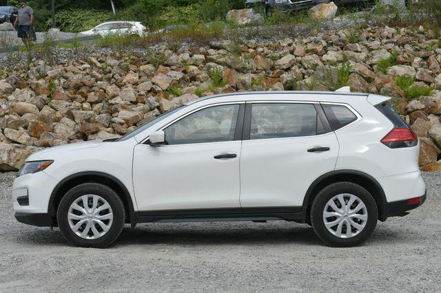 2017 Nissan Rogue S Naugatuck, Connecticut 3