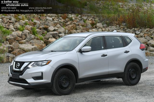 2017 Nissan Rogue S AWD Naugatuck, Connecticut
