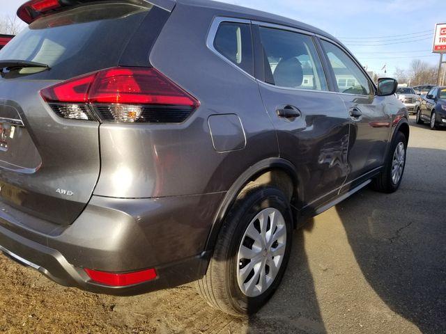 2017 Nissan Rogue S Newport, VT 2