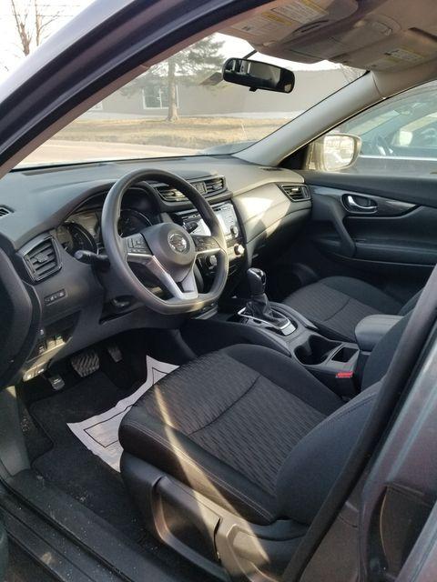 2017 Nissan Rogue S Newport, VT 3