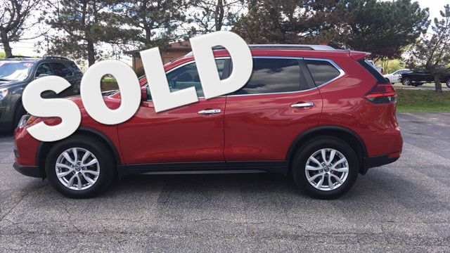2017 Nissan Rogue SV Ontario, OH