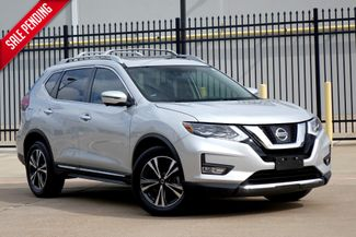 2017 Nissan Rogue SL*Nav*Bu Cam* Sunroof* Leather*AWD* | Plano, TX | Carrick's Autos in Plano TX