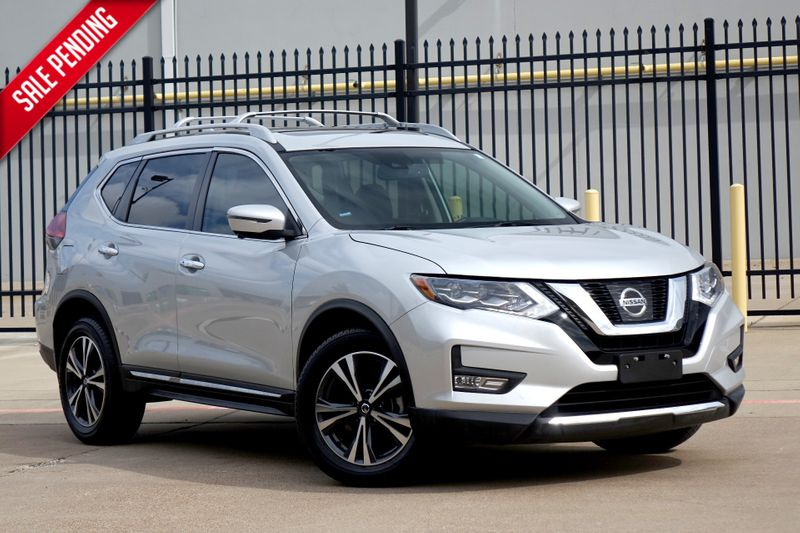 2017 Nissan Rogue SL*Nav*Bu Cam* Sunroof* Leather*AWD* | Plano, TX | Carrick's Autos in Plano TX