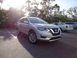 2017 Nissan Rogue SV SEFFNER, Florida 8