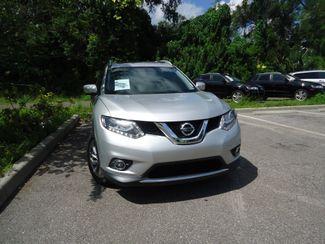 2015 Nissan Rogue SL PREM PKG. PANORAMA. NAVI. BOSE. PWR LIFTGATE SEFFNER, Florida 11
