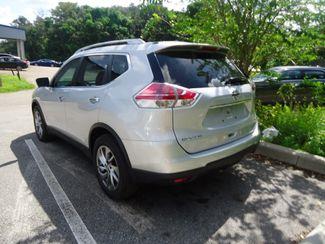 2015 Nissan Rogue SL PREM PKG. PANORAMA. NAVI. BOSE. PWR LIFTGATE SEFFNER, Florida 13