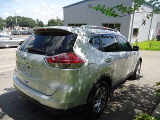 2015 Nissan Rogue SL PREM PKG. PANORAMA. NAVI. BOSE. PWR LIFTGATE SEFFNER, Florida 17
