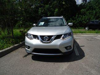 2015 Nissan Rogue SL PREM PKG. PANORAMA. NAVI. BOSE. PWR LIFTGATE SEFFNER, Florida 7