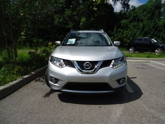 2015 Nissan Rogue SL PREM PKG. PANORAMA. NAVI. BOSE. PWR LIFTGATE SEFFNER, Florida 8