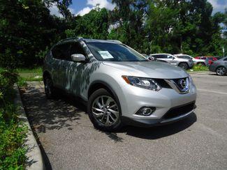 2015 Nissan Rogue SL PREM PKG. PANORAMA. NAVI. BOSE. PWR LIFTGATE SEFFNER, Florida 9