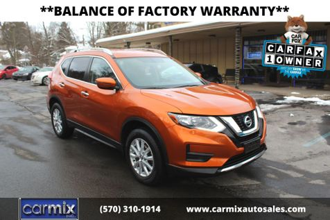 2017 Nissan Rogue SV in Shavertown