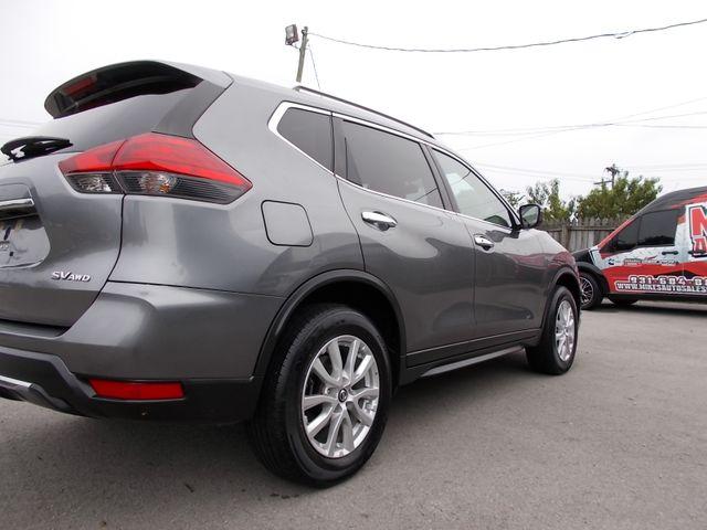 2017 Nissan Rogue SV Shelbyville, TN 11