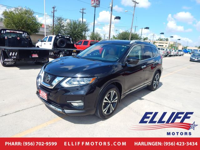 2017 Nissan Rogue SL in Harlingen, TX 78550