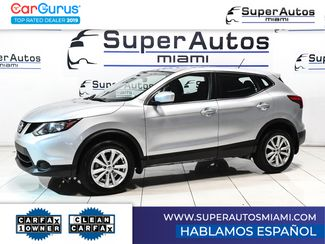 2017 Nissan Rogue Sport 2017 Nissan Rogue Sport S in Doral, FL 33166