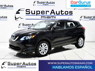 2017 Nissan Rogue Sport S in Doral, FL 33166